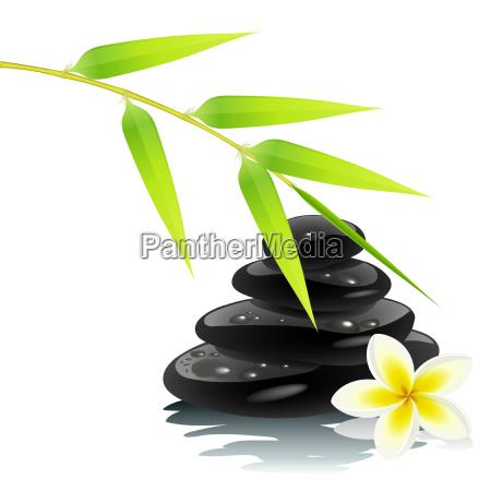 relaxation, stone, wellness, bamboo, massage, bathing resort - 3143037