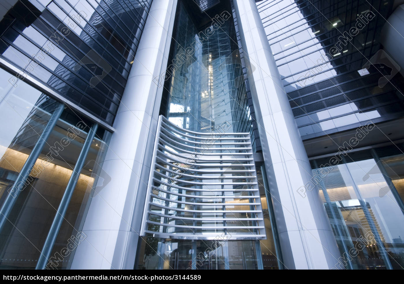 modern, skyscrapers, building - 3144589