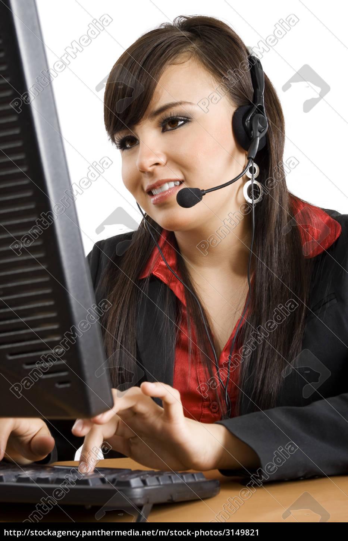 call, center, operator - 3149821