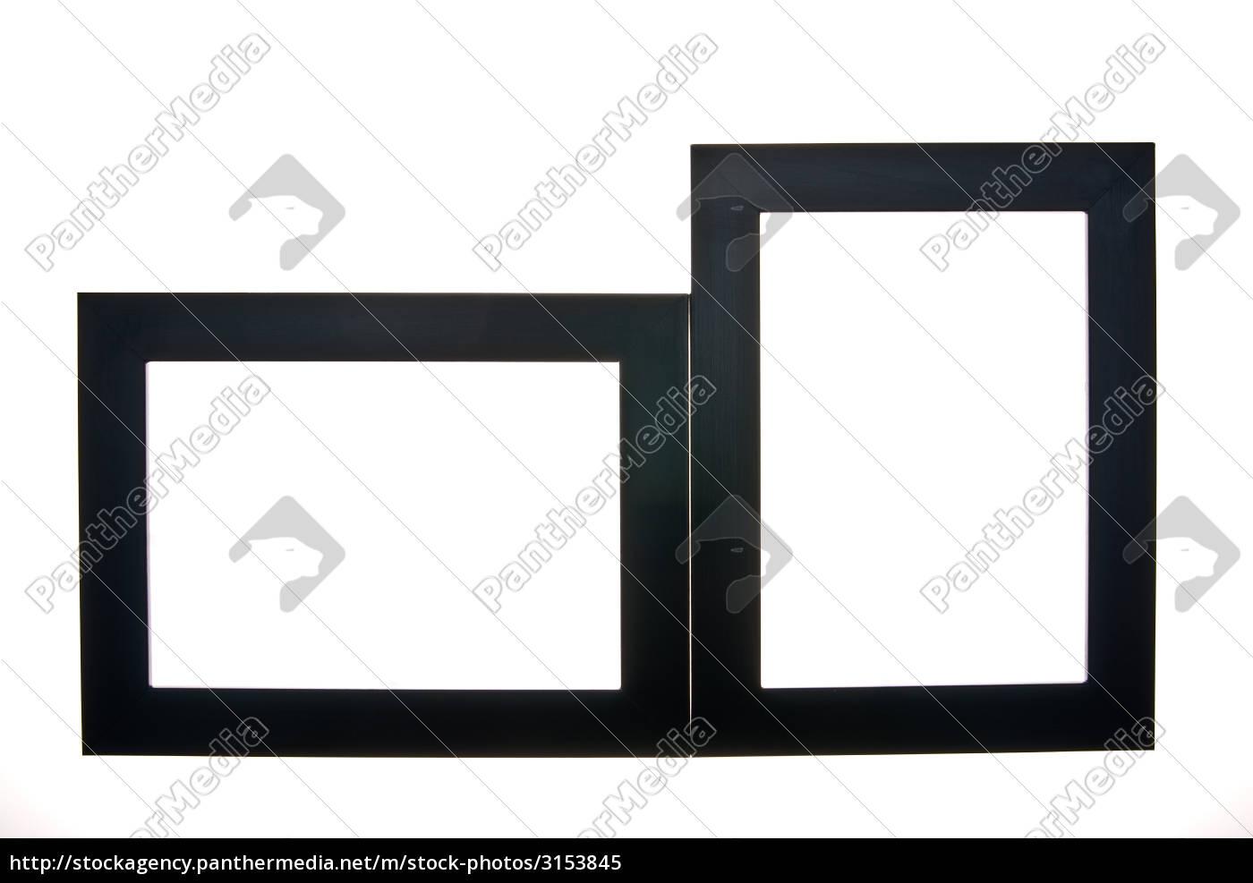 black, wooden, frames - 3153845