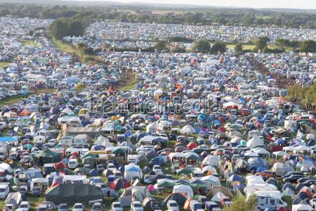masses camping