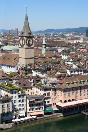 city, of, zurich, , switzerland - 3166025