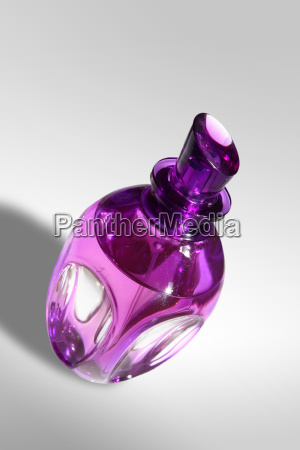 glass for perfume flacon