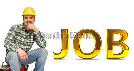 confident job
