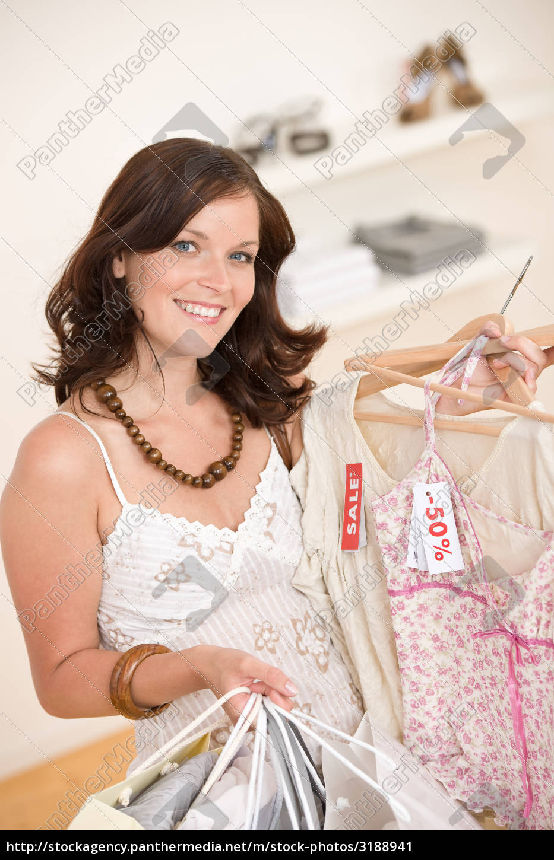 fashion, shopping, -, happy, woman, choose - 3188941