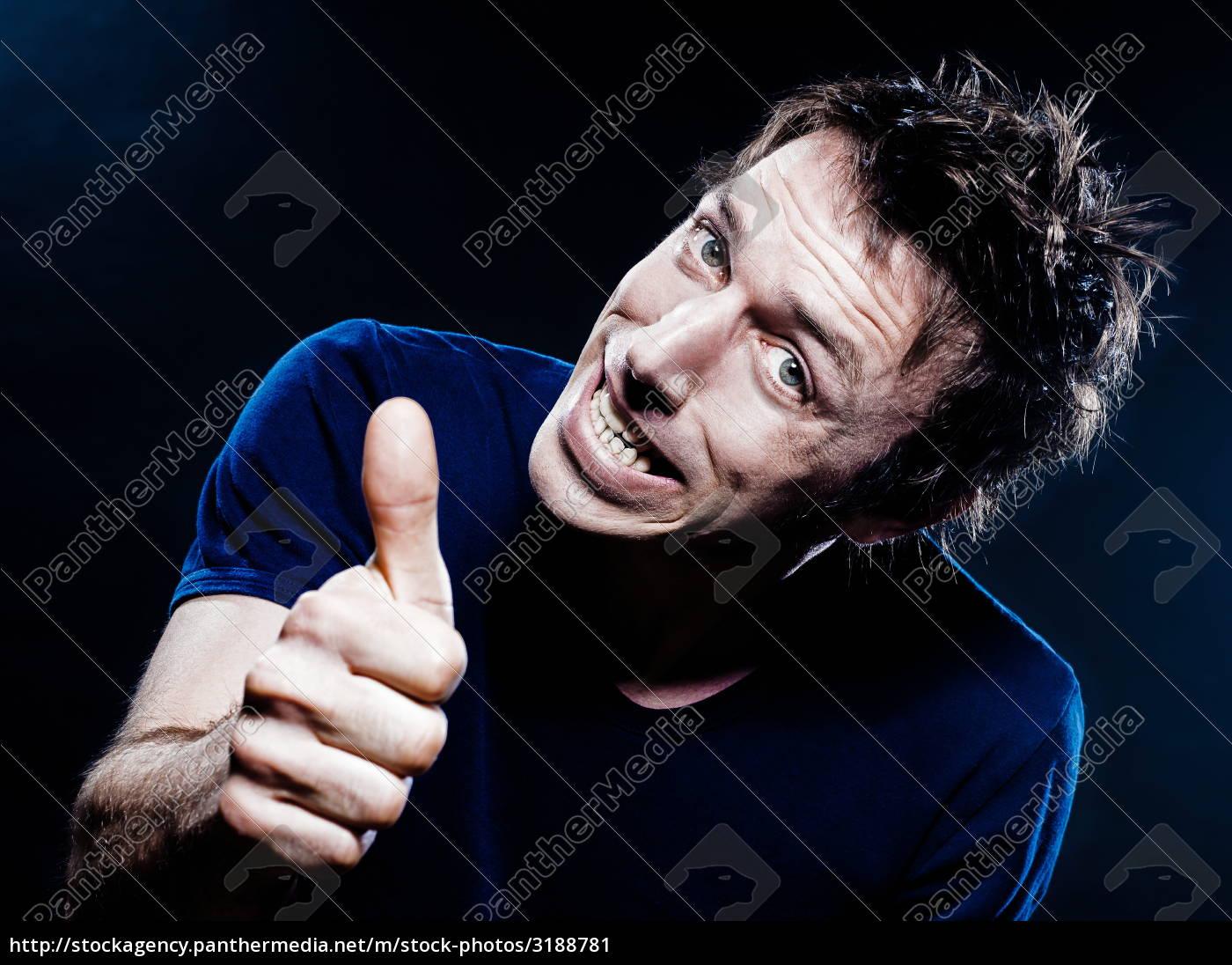 funny, man, portrait, phoning - 3188781