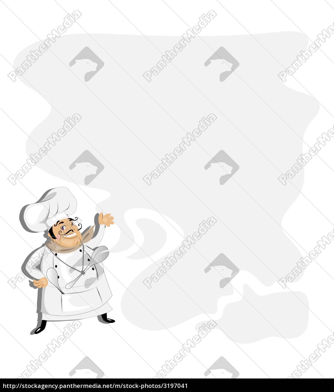 , chef, background - 3197041