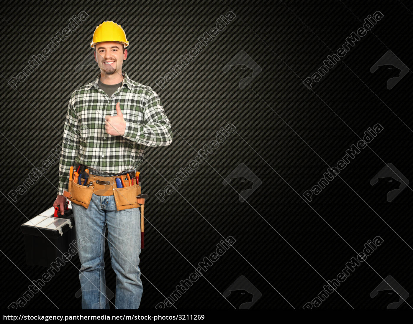 positive, handyman - 3211269