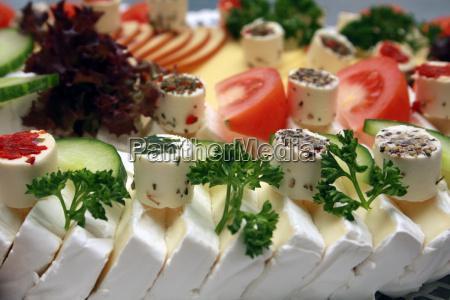 frio queso buffet abastecimiento placa
