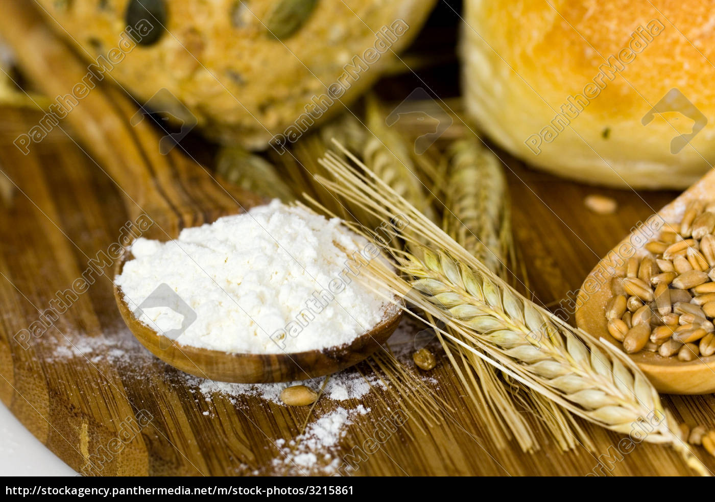 various, buns, flour, wheat, grain, um - 3215861