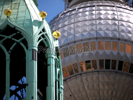 berlin television tower dome