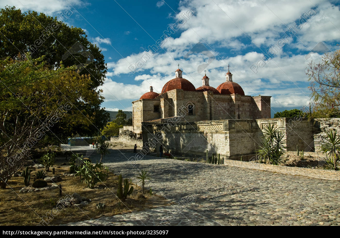 cathedral, -, mitla - 3235097