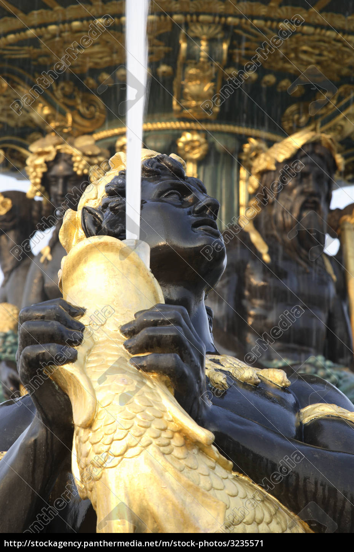 concorde, fountain, , paris - 3235571