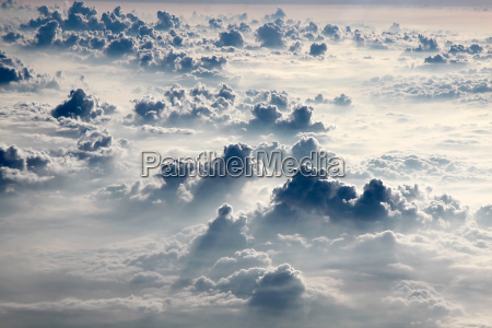 aerial, view, with, clouds - 3240953