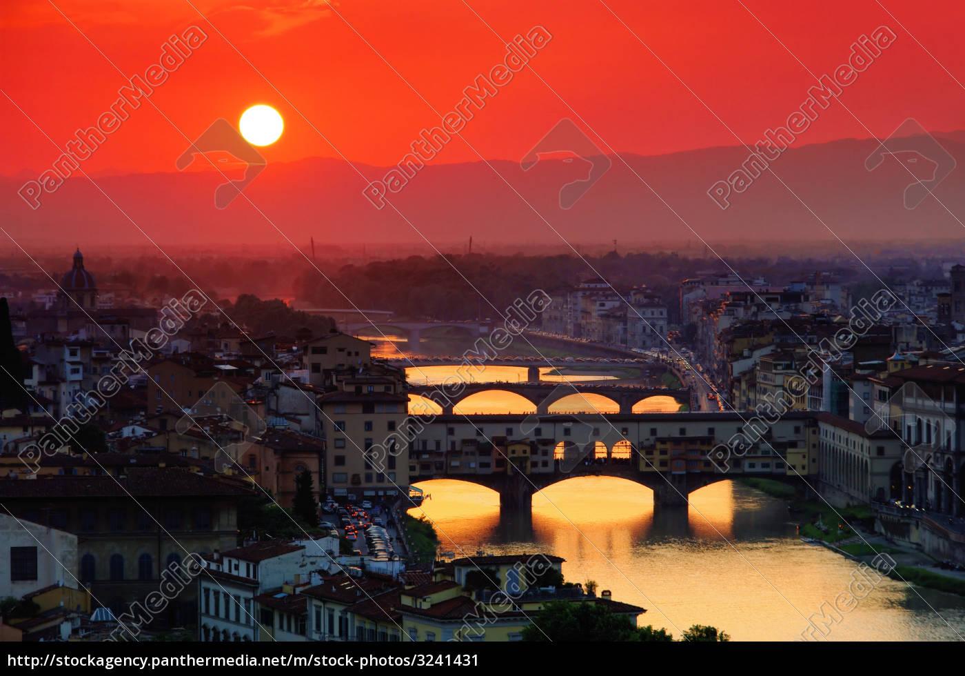 florence, bruecke, -, florence, bridge, 03 - 3241431