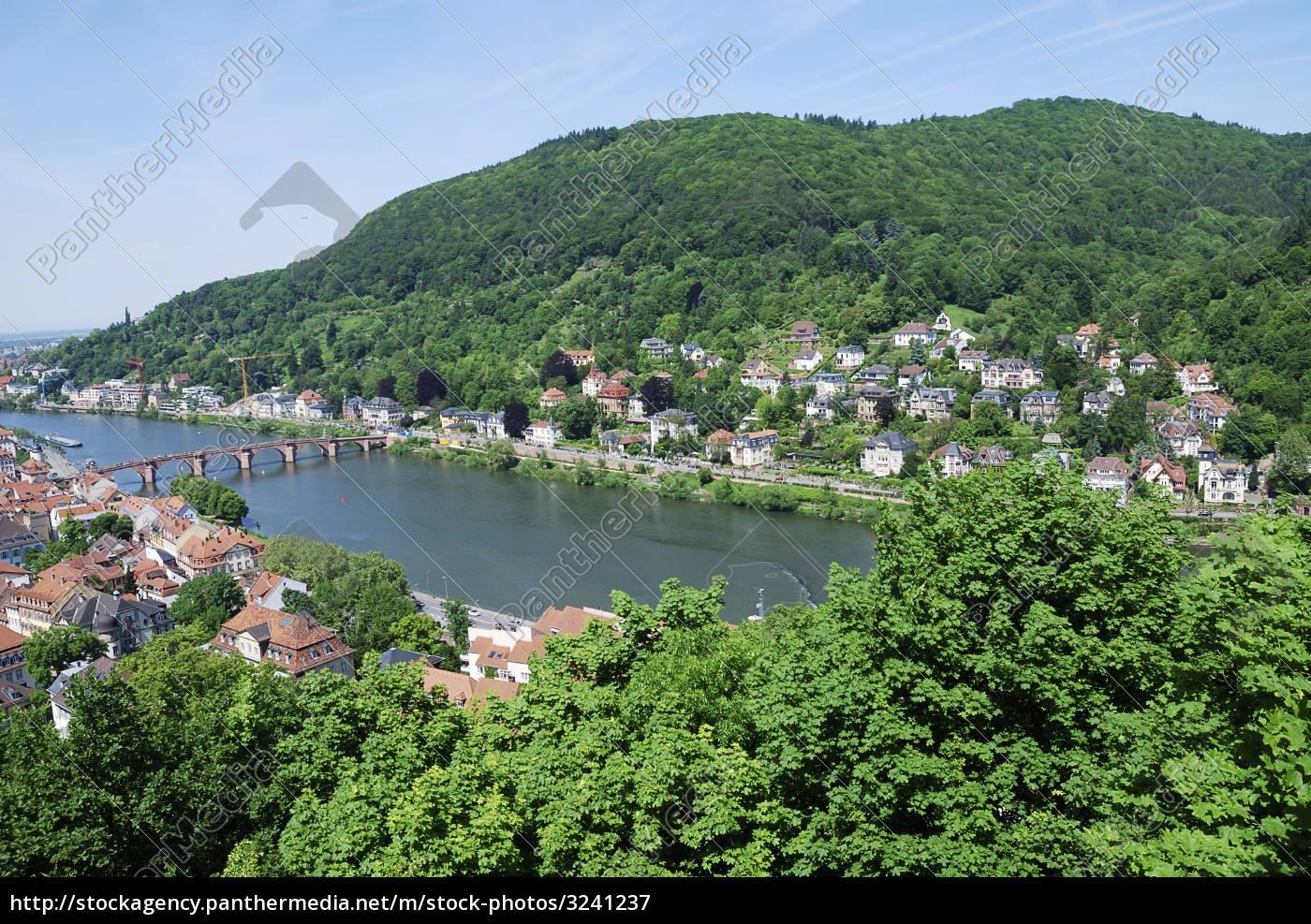 river, neckar - 3241237
