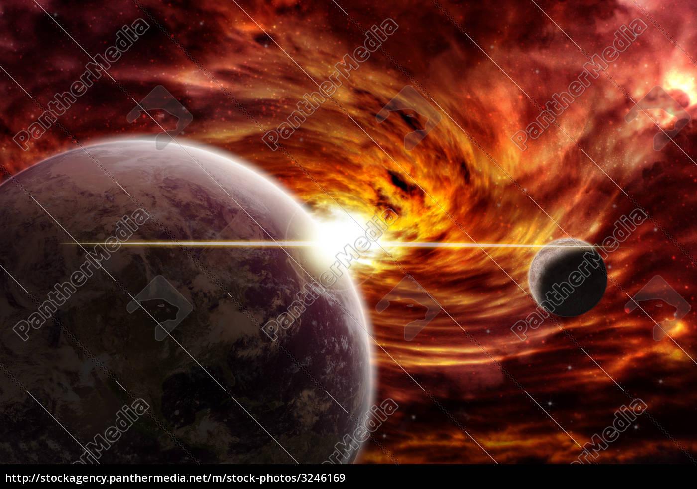 apocalypse, space - 3246169