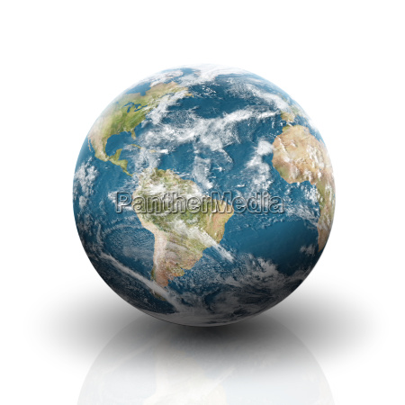 planet, earth, view, illustration - 3246145
