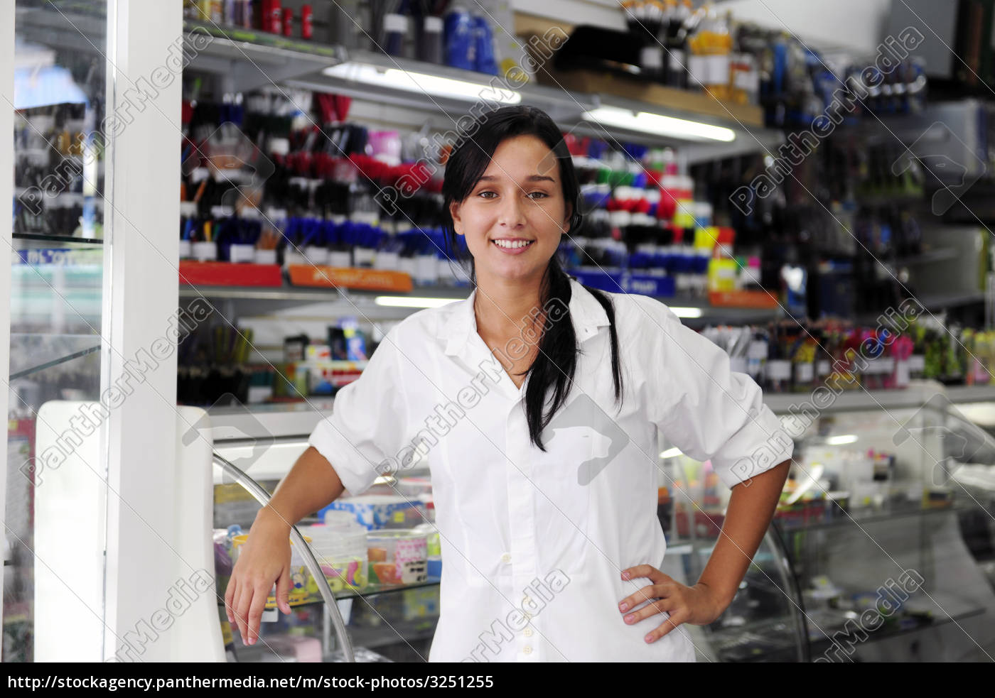 owns, a, stationery, shop - 3251255