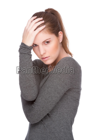 woman, with, headache - 3260221