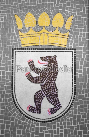 coat of arms of berlin with