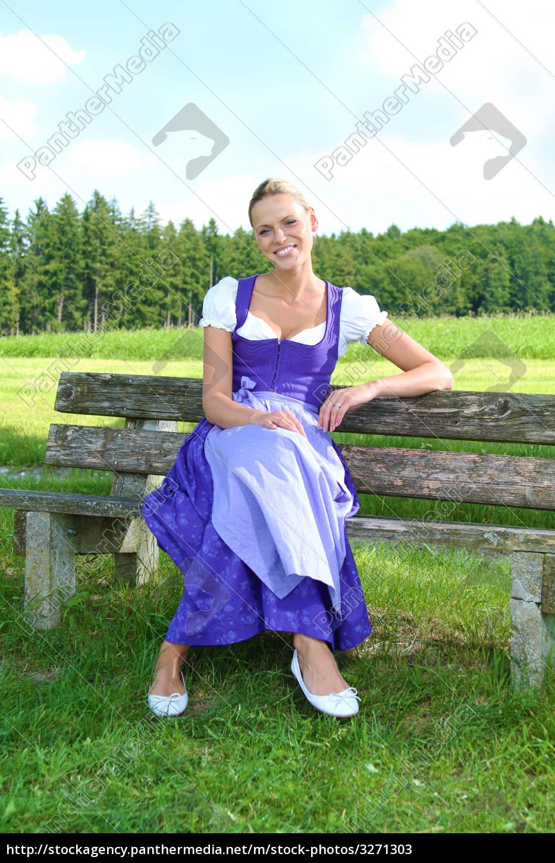 bavaria, tradition, costume, alpine upland, dirndl, germany - 3271303