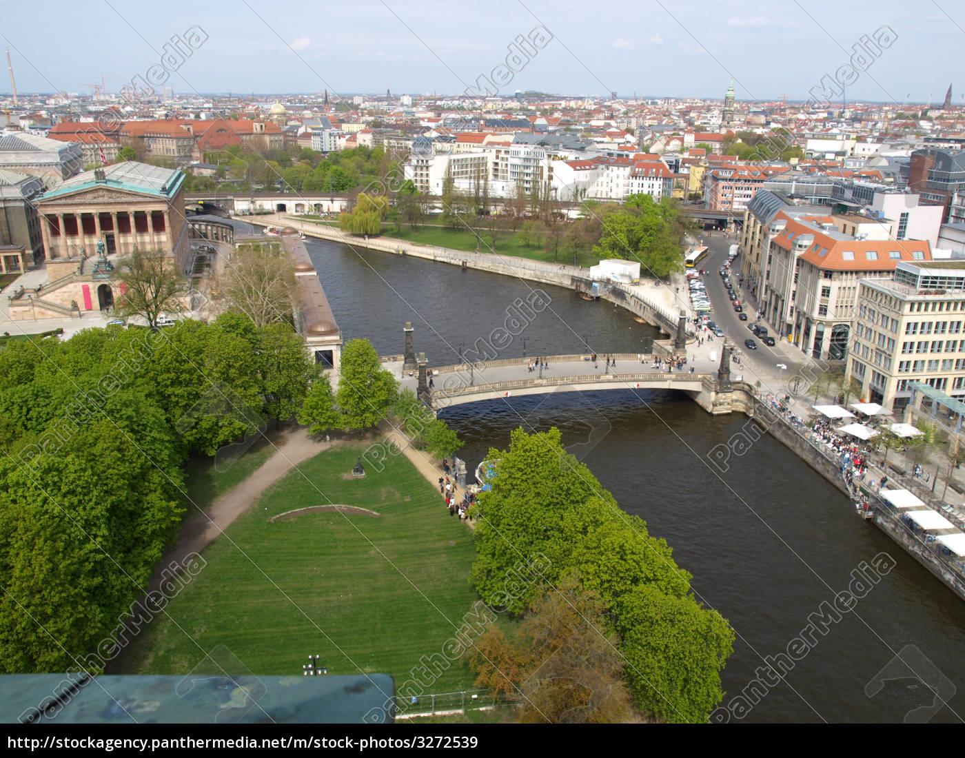 city, town, bird, berlin, germany, german federal republic - 3272539