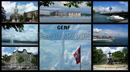 geneva collage