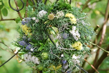 floral, wreath - 3275889