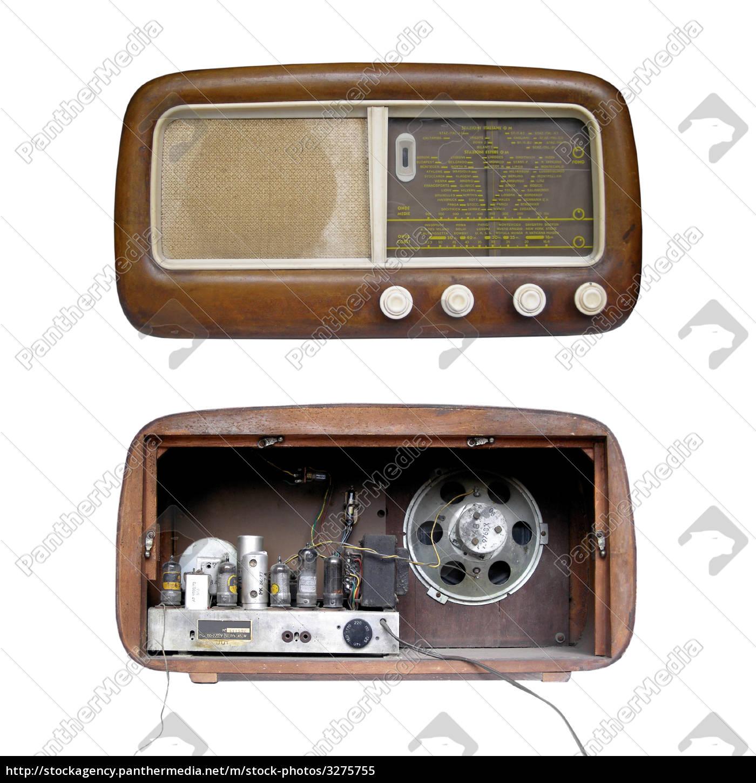 old, am, radio, tuner - 3275755