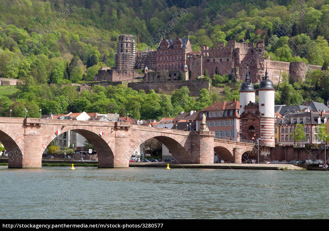 heidelberger, castle - 3280577