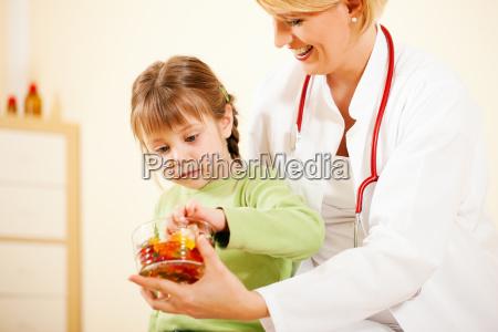 pediatrician are patient gummy