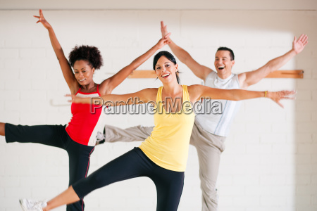 aerobic, workout, at, the, gym - 3293213