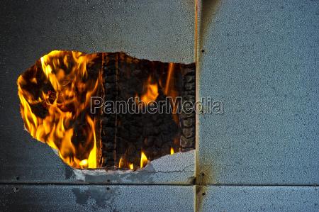 heat fire conflagration flame flames burn