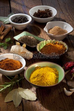 spice variations