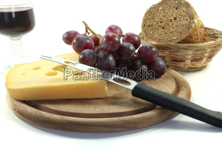 bread wine grapes red wine tomatoes