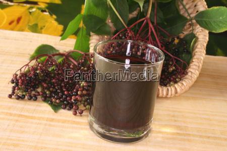elderberry juice