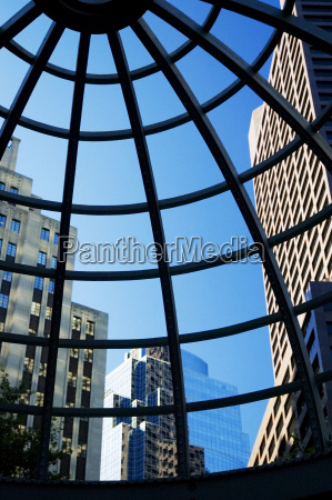 low angle view of an atrium