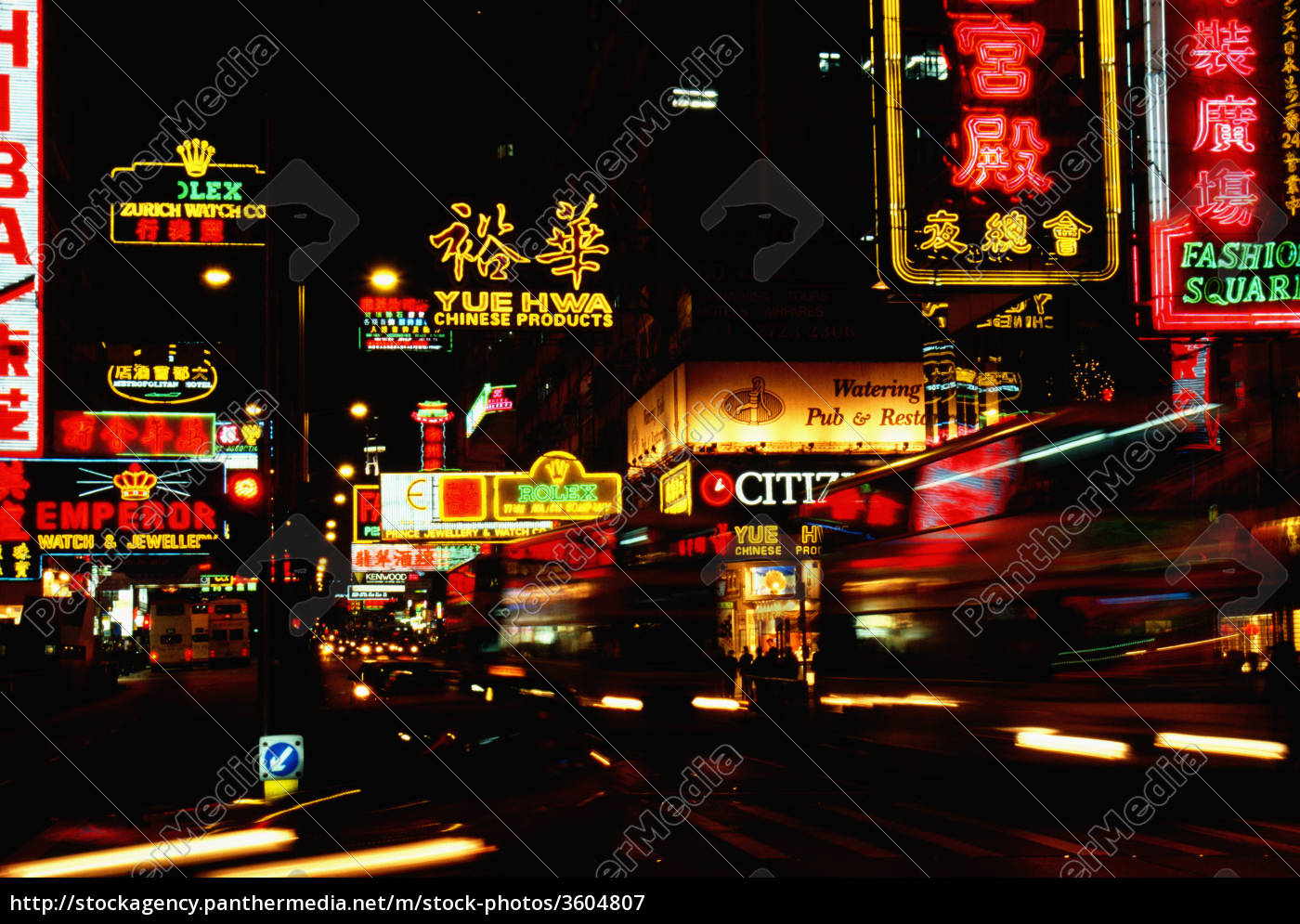 neon, signboards, lit, up, at, night, - 3604807