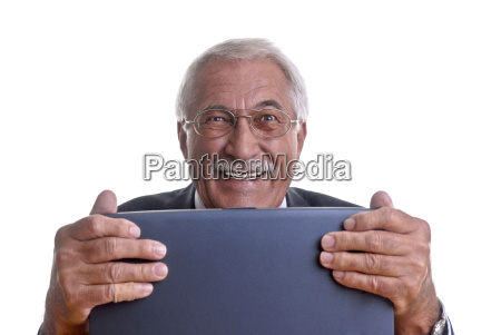 pensioners and technology