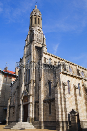 low angle view of a church