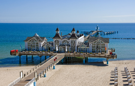 the pier of sellin