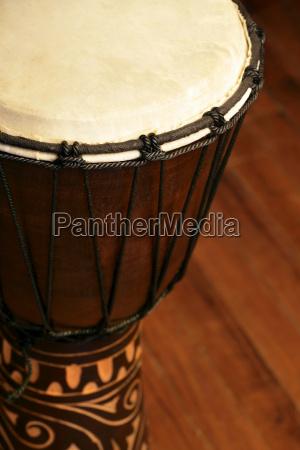 african djembe drum