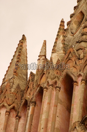 low angle view of a cathedral