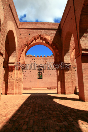 ancient, mosque, in, morocco - 3752509