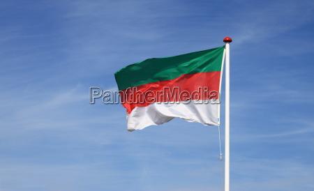 flag of helgoland