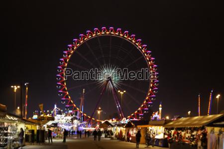 fairground, bad, cannstatter, wasen - 3757713