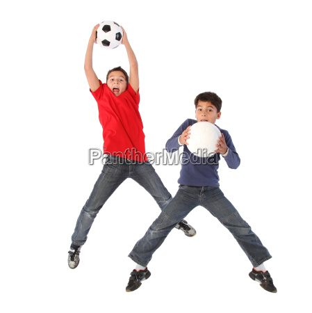 guys with football