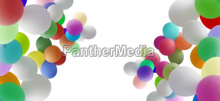 balloon banner highres