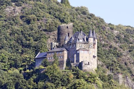 castle katz